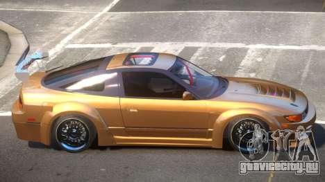 Nissan Sileighty GT для GTA 4