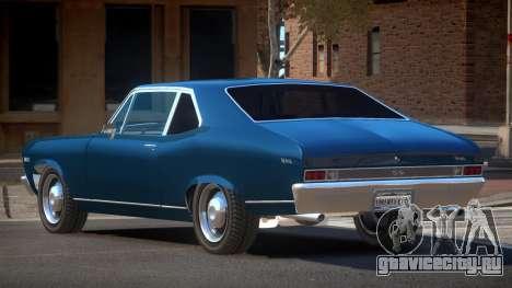 Chevrolet Nova RT для GTA 4