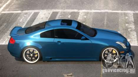 Infiniti G35 R-Tuned для GTA 4