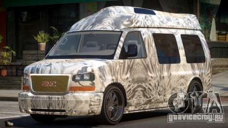GMC Savana Travels PJ6 для GTA 4