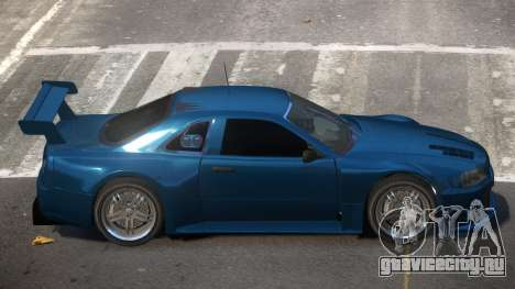 Nissan Skyline R34 R-Tuned для GTA 4