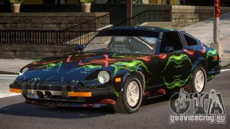 Datsun 280ZX GT PJ4 для GTA 4