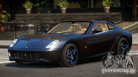 Ferrari 599 RTS для GTA 4