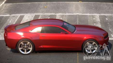 Chevrolet Camaro Modern для GTA 4