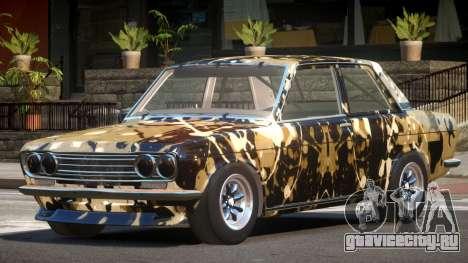 Datsun Bluebird L-Tuning PJ5 для GTA 4
