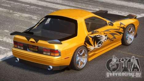 Mazda RX7 GS PJ5 для GTA 4