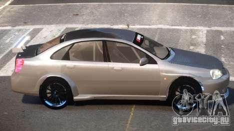 Chevrolet Lacetti SR для GTA 4