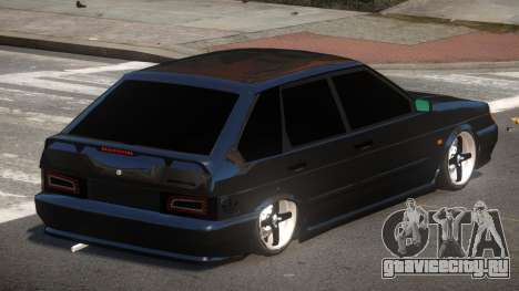 LADA Samara LT для GTA 4