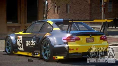 BMW M3 GT2 MS PJ4 для GTA 4
