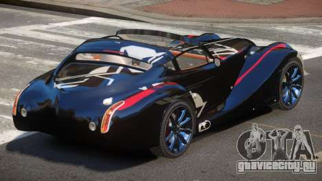 Morgan Aero S-Tuned PJ2 для GTA 4