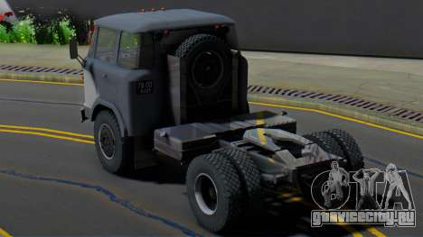 КАЗ 608 Седельный Тягач для GTA San Andreas