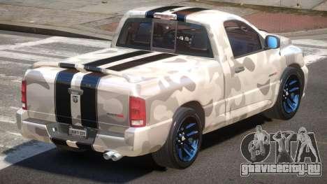 Dodge Ram R-Tuned PJ1 для GTA 4
