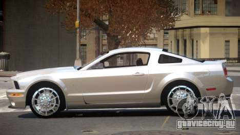 Shelby GT500 ML для GTA 4