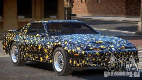 1991 Pontiac Firebird PJ4 для GTA 4