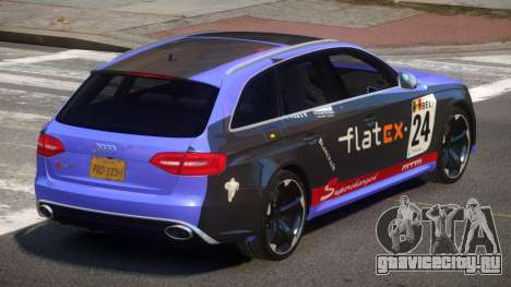 Audi RS4 S-Tuned PJ5 для GTA 4