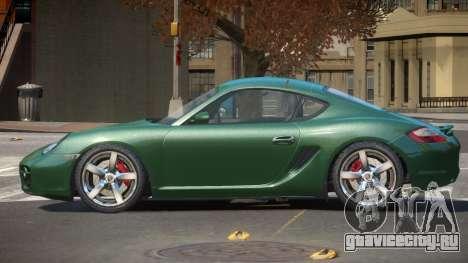 Porsche Cayman SL для GTA 4