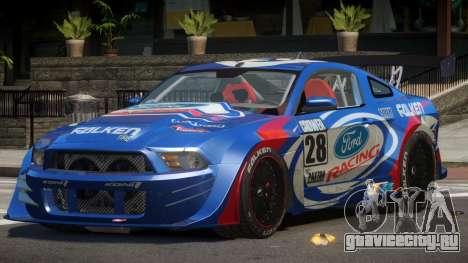 Ford Mustang GT R-Tuning PJ5 для GTA 4