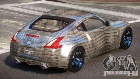 Nissan 370Z G-Style PJ2 для GTA 4