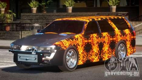 Nissan Stagea RS PJ1 для GTA 4