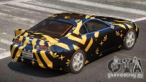 Toyota Supra G-Style PJ3 для GTA 4