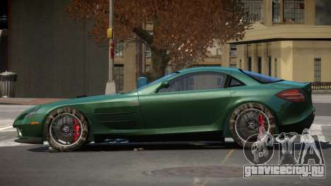 Mercedes SLR 722 для GTA 4