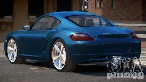 Porsche Cayman TDI для GTA 4