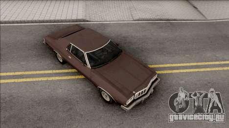 Ford Gran Torino 1976 Brown для GTA San Andreas