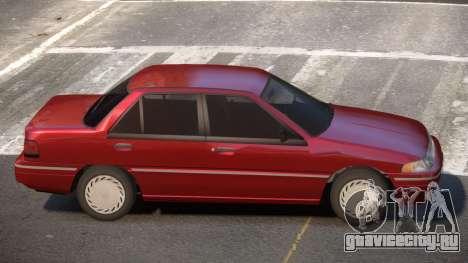 Mercury Tracer V1.2 для GTA 4