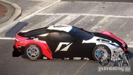 Lexus LFA R-Style PJ1 для GTA 4