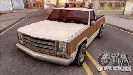 Brute Anchor 1992 для GTA San Andreas