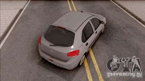 SAIPA Tiba New Rims для GTA San Andreas