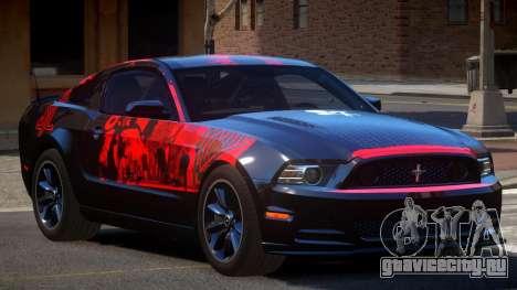 Ford Mustang 302 MS PJ2 для GTA 4