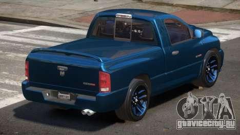 Dodge Ram R-Tuned для GTA 4