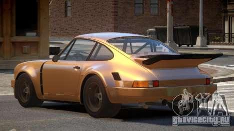1981 Porsche Carrera для GTA 4