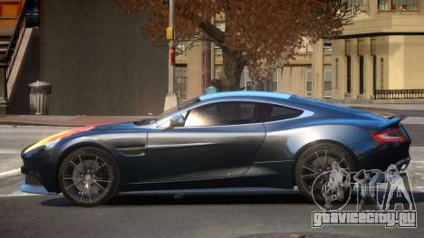 Aston Martin Vanquish LT PJ1 для GTA 4