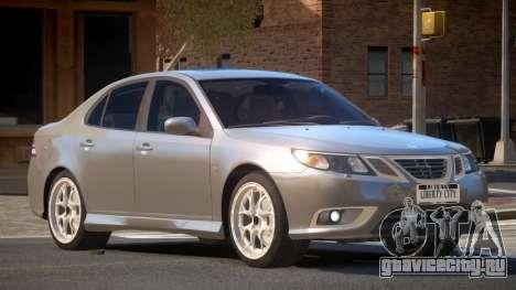 Saab 9-3 M-Sport для GTA 4
