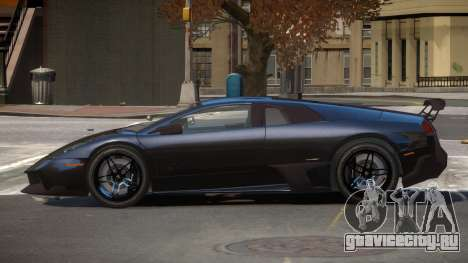 Lamborghini Murcielago LP670 TI для GTA 4
