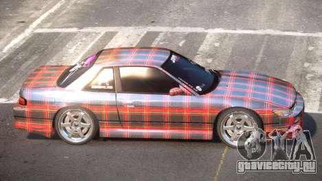 Nissan Silvia S13 TR PJ5 для GTA 4