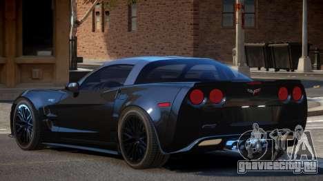 Chevrolet Corvette R-Tuned для GTA 4
