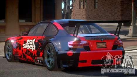 BMW M3 GT2 MS PJ1 для GTA 4