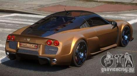 Noble M600 GT-S для GTA 4