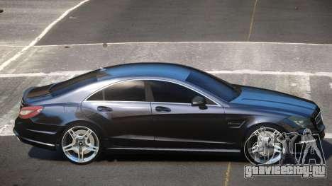 Mercedes Benz CLS 63 L-Tuned для GTA 4