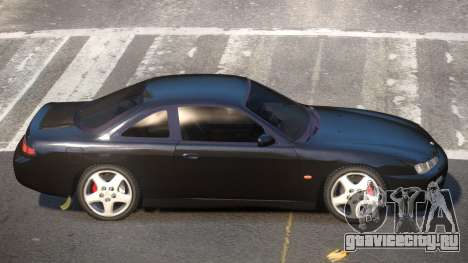 Nissan 200SX SR для GTA 4
