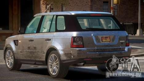 Range Rover Sport SL PJ4 для GTA 4