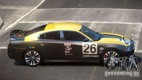 Dodge Charger SR-Tuned PJ5 для GTA 4