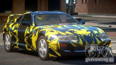 Toyota Supra G-Style PJ1 для GTA 4