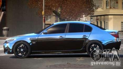 BMW M5 E60 SR для GTA 4