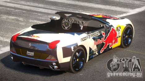 Ferrari California SR PJ6 для GTA 4