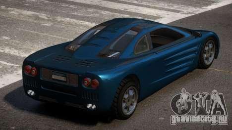 Progen GP1 (HQ Interior) для GTA 4