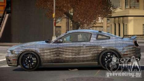 Ford Mustang GST PJ2 для GTA 4